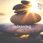 Ik wil meer balans in mijn leven