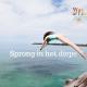 Sprong in het diepe doen-wat-je-hart-je-ingeeft