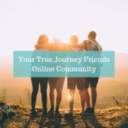 Your True Journey Friends Online Community
