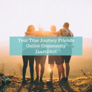 Jaarticket YTJF online community