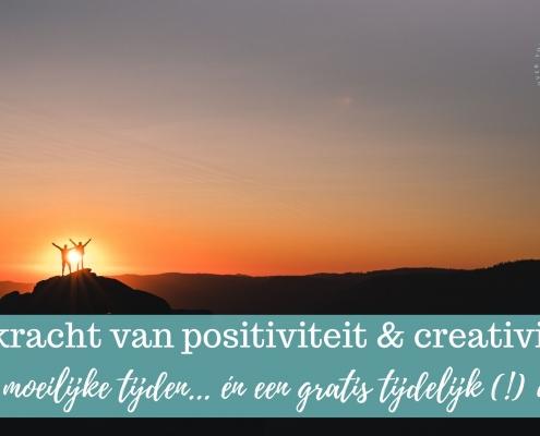 De kracht van positiviteit en creativiteit